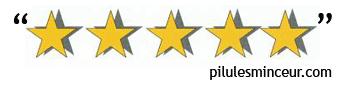 Voté 5 étoiles